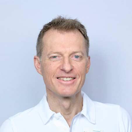 Prof. Dr. med. Markus Béchir Chefarzt Zentrum für Innere Medizin.